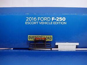 Ford F250 Pickup Truck- BACK RACK & TOOL BOX - 1/50 - Sword