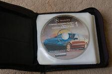 Mercedes Benz Comand Navigation CD Disc Map Set USA Canada Hawaii Edition 7/02