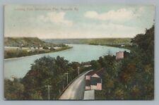 Germantown Pike MAYSVILLE Kentucky—Rare Antique Mason County 1910