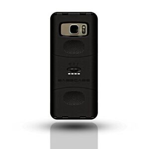 BassCase - Battery Case&Dual Speaker Case for Galaxy S7 edge