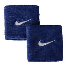 NEW Nike Premier Wristbands Tennis Federer Nadal Tennis Dark Blue Small