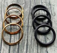 Splitscreen VW link pin Seals and domed washer kit . (Full set) splitty/split..