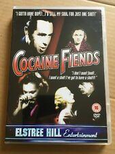 Cocaine Fiends - 1935 drug exploitation film (Region-free PAL DVD)
