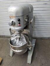 Hobart H600-T 60 Qt Three Phase Mixer 230 Volts With Bowl Guard
