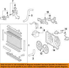 Lexus TOYOTA OEM 06-17 IS350-Engine Water Pump 1610039436