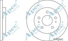 FRONT BRAKE DISCS (PAIR) FOR DAIHATSU EXTOL GENUINE APEC DSK2155