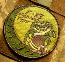 POLISH AIR FORCE 6 SQN F16 FIGHTING FALCON burdock Swirl OD: FIGHTING TIGER