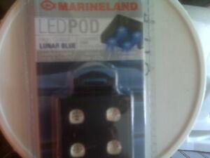 Marineland High Output Blue LED PODs for Marinelands Advanced LED Light