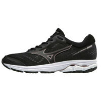 Mizuno WAVE RIDER 22 Women's Running Shoes Black Marathon Walking J1GD183109