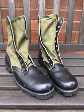 Genuine Vintage Ro-search Jungle Boots Vietnam Era Size 10 Xn