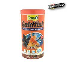 TetraFin Goldfish Flakes 7.06 Ounces, Balanced Diet Fish Food, Free Shipping
