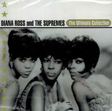 MUSIK-CD NEU/OVP - Diana Ross And The Supremes - The Ultimate Collection