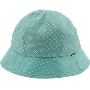 Publish Sinclair Signature Polka Dot Bucket Hat (teal / mint)
