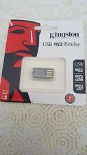 kingston usb micro reader
