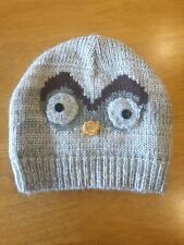 New Look Owl Beanie Hat One Size NWOT