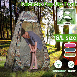 Portable Up Tent Privacy Changing Room Outdoor Shower Toilet Dressing Travel