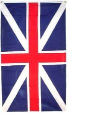 Kings Colors Historic Union Jack Flag Banner 5x8 foot 5ft x 8ft 150D SuperPoly