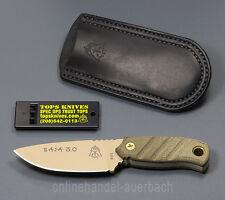 TOPS KNIVES BAJA 3.0   Messer  Outdoor  Survival