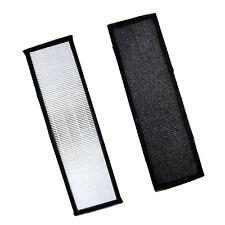 2x HQRP Filtro HEPA B para GermGuardian AC4300, AC4300BPTCA, AC4800