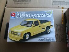 AMT Chevy C-1500 Sportside P/U 1/25 scale package Kit # 6082