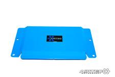 AIRTEC Motorsport Focus Mk3 RS Rear Diff Cooler Plate Nitrous Blue