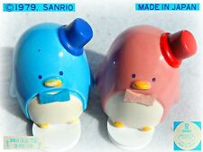 🐧 SANRIO TUXEDOSAM VINTAGE Japan 1979 Salvadanaio Ceramic coin Bank Penguin NEW