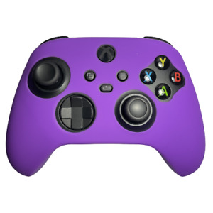 NEW! Gaming Skin Silicone Rubber Case Cover For Xbox Series X S Controller Grips