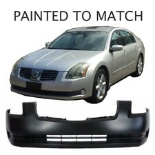 Painted to Match - Fits 2004 2005 2006 Nissan Maxima Front Bumper