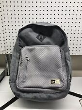 New Era Backpack Grey With Hat Clip Brand New