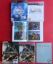 videogiochi playstation 3 final fantasy x/x2 hd + assault horizon games ps3 ps 3
