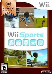 Wii Sports (Nintendo Wii, 2006) NEW