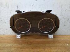 Speedometer Instrument Cluster Panel Gauges 2014 Subaru Forester