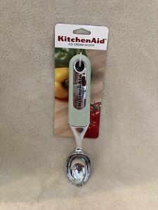 Kitchenaid Stainless Steel Ice Cream Scoop in Pistachio - New