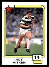 Panini Soccer Cards 1988 - Roy Aitken # 14