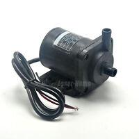 24V DC ZC-B40 Hot Water Pump Mini Brushless Magnetic High Temp 100 degrees C