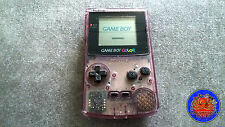Console Gameboy Color Violette translucide GBC