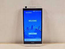 "USED 5.0"" HTC Desire 626 Verizon Network Unlocked 16GB Smartphone - WHITE BIRCH"