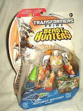 Transformers Action Figure Prime Beast Hunters Deluxe Ratchet 6 inch