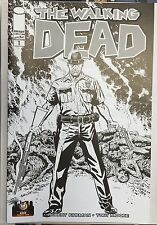 WALKING DEAD #1 Ohio 2013 Wizard World Comic Con Exclusive Variant Cover SKETCH