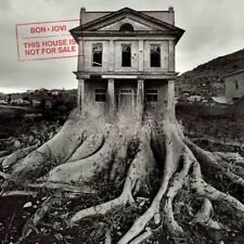 BON JOVI - THIS HOUSE IS NOT FOR SALE 2016 - Brand New CD - 12 Songs - UNWRAPPED