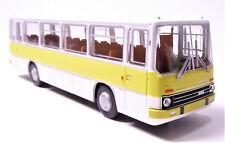 H0 BREKINA Bus Ikarus 255.72 Reisebus Stadtbus hellgelb weiß DDR Schulbus 59603