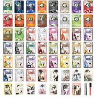 SPECIAL - (55 Pieces/ Box) Mitomo Face Mask Sheets + Bonus Lip Gloss & Eyeliner