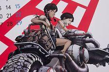 Katsuhiro Otomo FREEDOM × NISSIN 2008 Calendar HTF Mint!!! AKIRA from Japan