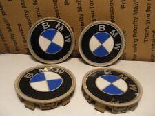 GENUINE OEM BMW Center Wheel Caps Set Of Four 1 095 361