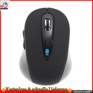 Mini Wireless Bluetooth 3.0 Optical Mouse Mice for Computer Laptop Win8 Surface