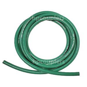 "Flexfab - 5/8"" ID Sold Per Foot Green Premium Silicone Heater Hose Coolant 16mm"