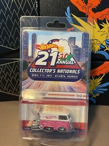 Hot Wheels 21st Atlanta Georgia Annual Collectors Nationals Kool Kombi
