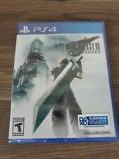 Final Fantasy VII: Remake (PlayStation 4, 2020) factory sealed brand new