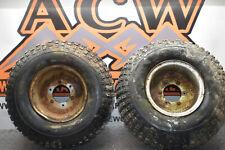 Suzuki ALT125 Trail Buddy Front Wheel Bearings 83-86