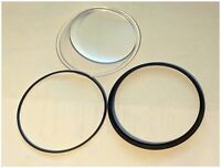 1 x Avon S10 Gas Mask Replacement Lens Clear SP70007 Plano Eye Piece
